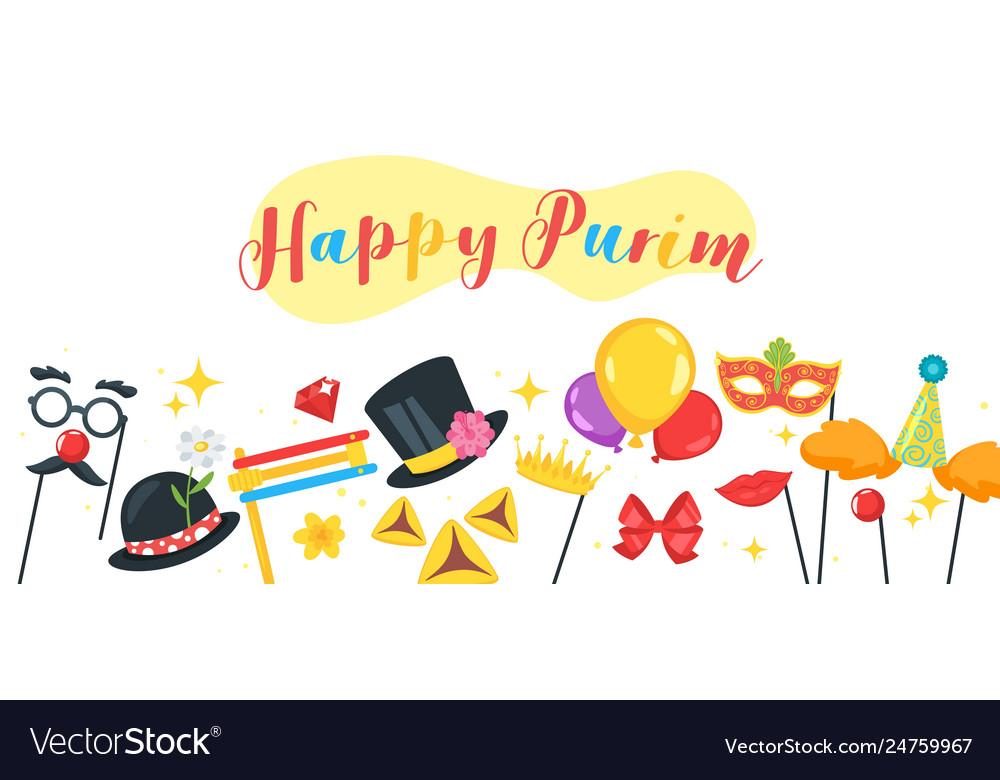 Purim Clip Art - Royalty Free - GoGraph