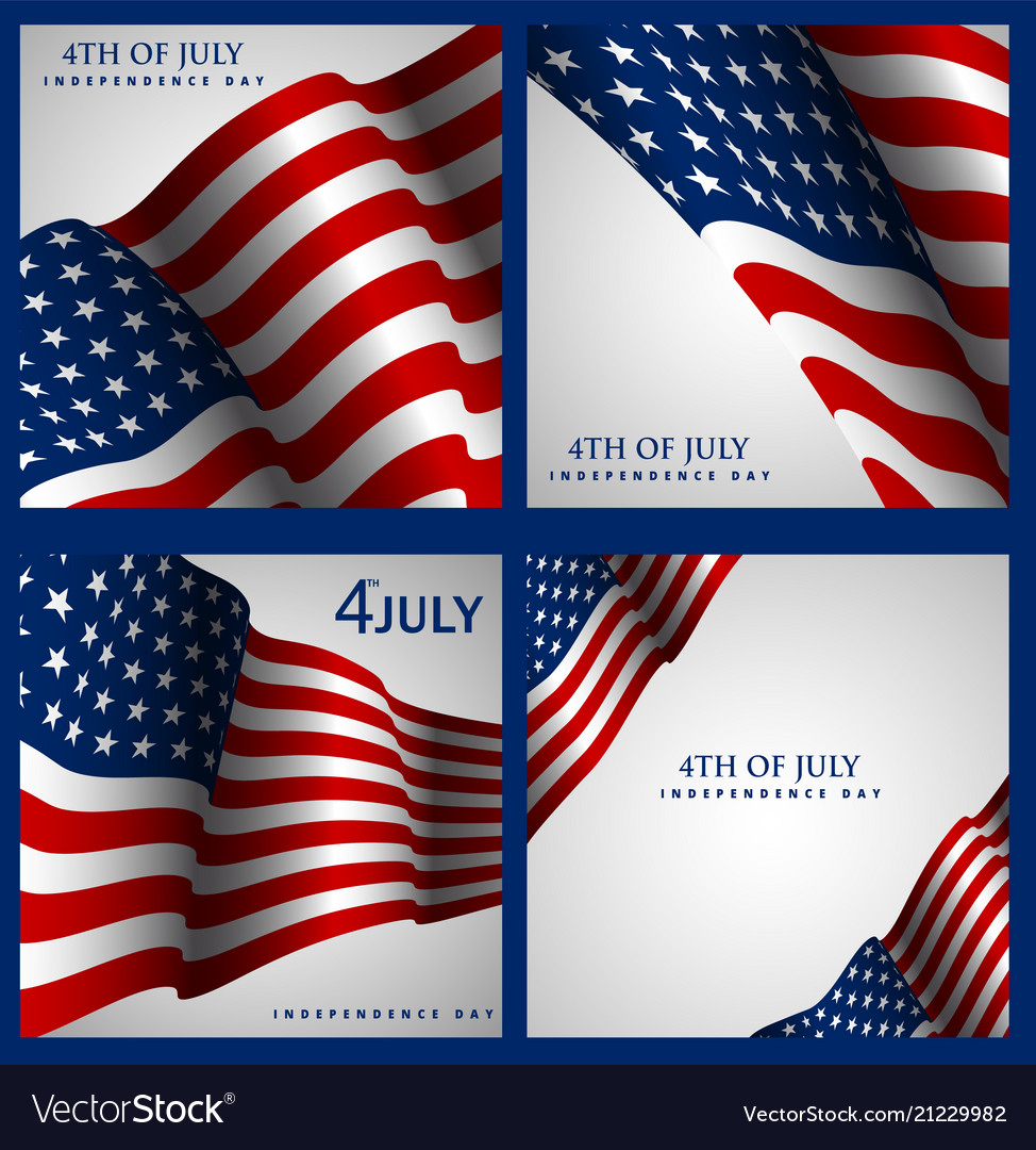 Independence day usa background