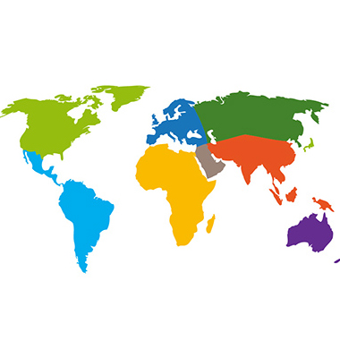 blank map of the world with continents. World+map+continents+lank