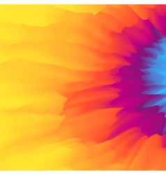 Colorful abstract background design template vector