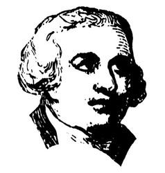 George walton vintage vector