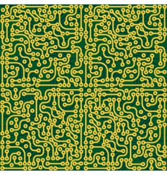 Circuit board seamless vector