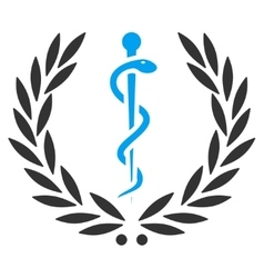 Healh Care Emblem Icon vector