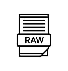 Raw vector