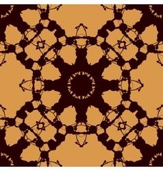 Rorschach inkblot test design Abstract vector