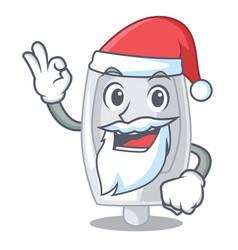 Santa interior urinal in the a character vector