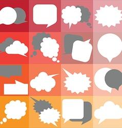 Speech icon 3 vector