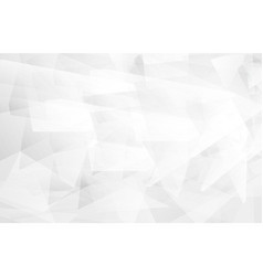 abstract white and gray color technology modern vector image