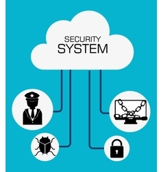 Security system and surveillance vector