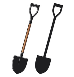 A shovel vector