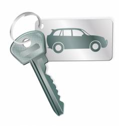 Key with a label vector