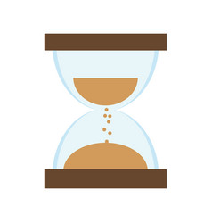 Sandclock icon image vector