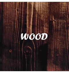 abstract background with wood texture vector image