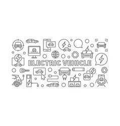 Electric vehicle minimal vector