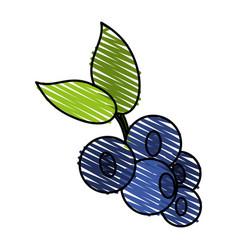 Juicy fresh fruit cartoon vector