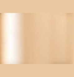 Pink gold gradients background luxury style metal vector