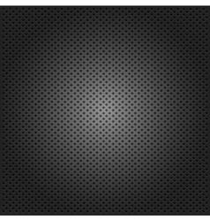 carbon corduroy grid black background vector image