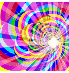 range of backgrounds with spiral vector image vector image