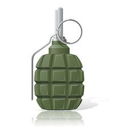 grenade 01 vector image