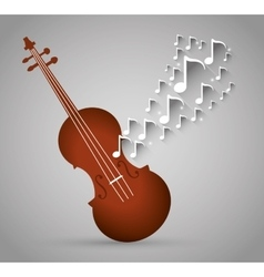 Music string instrument vector