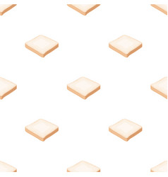 Bread is a piece of a sandwichburgers and vector