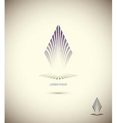 Logo Real estate company concept design template vector