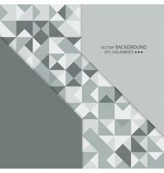Mosaic of random vector