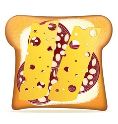 Toast 09 vector