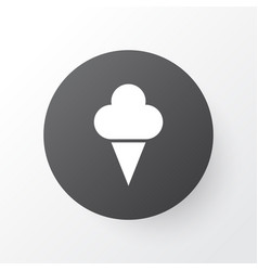 Ice cream icon symbol premium quality isolated vector