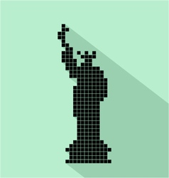 new york symbol vector image