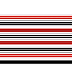 Red black white gray stripes background vector