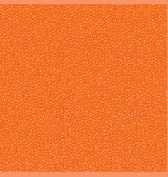 seamless pattern red salmon caviar vector image