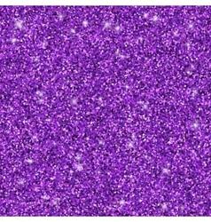 Purple glitter seamless pattern texture vector image