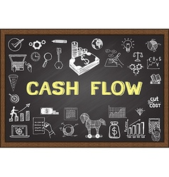 Cash flow vector