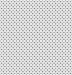 seamless dots and checkered vector image