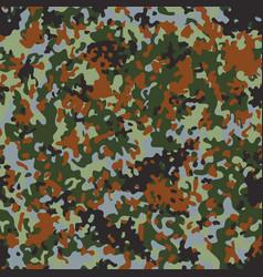 belgian flectarn camouflage seamless patterns vector image