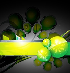 abstract art vector image