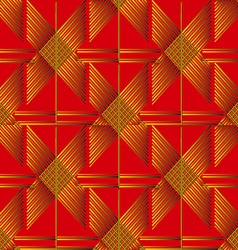 Geo pattern21 vector image