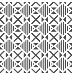geometric seamless pattern abstract minimalist vector image