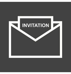 Invitation to Party vector image