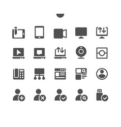 4 communication v2 ui pixel perfect well-crafted vector