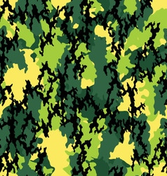 Seamless camouflage fashionable vector