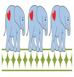 Triplets vector