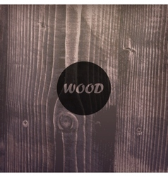 Abstract background with wood texture vector