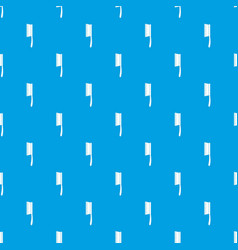 brush pattern seamless blue vector image