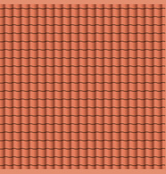 Red rotiles background texture in regular vector