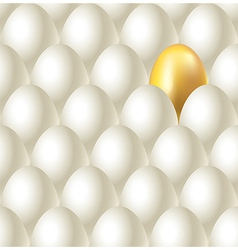 eggs seamless vector image