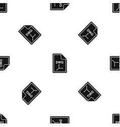 File dwg pattern seamless black vector