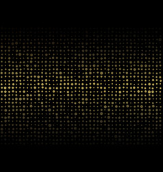 Abstract of dark background with small mix sized vector