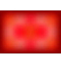 Red Celebrate Blur Background vector image